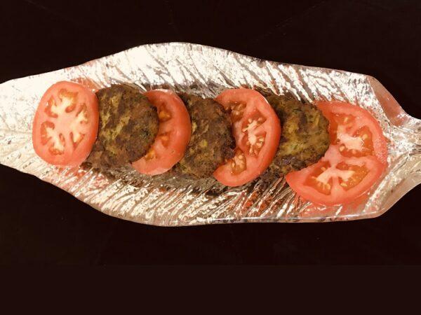 Persian Green Kababs