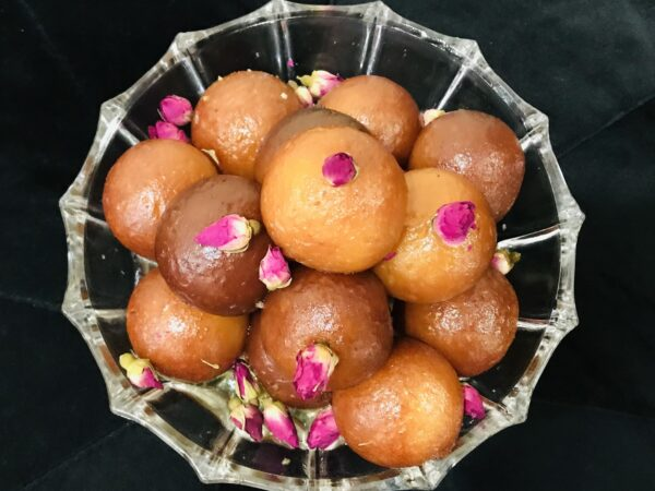 Grandma style Gulab Jamun Quick and Easy