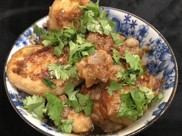 20 Minute Chicken